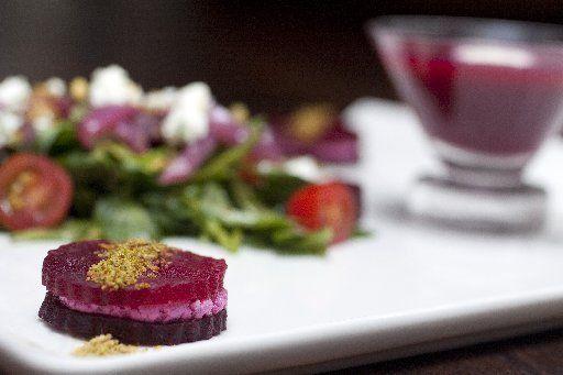 Beet Shooter Salad Cooking Food Beets