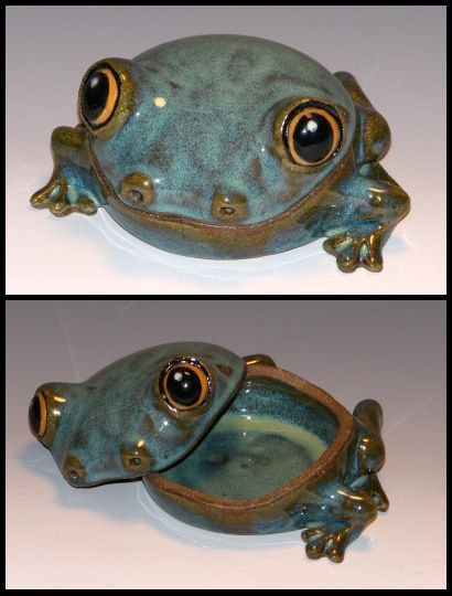 Adorable...would like to have this charming little trinket box!