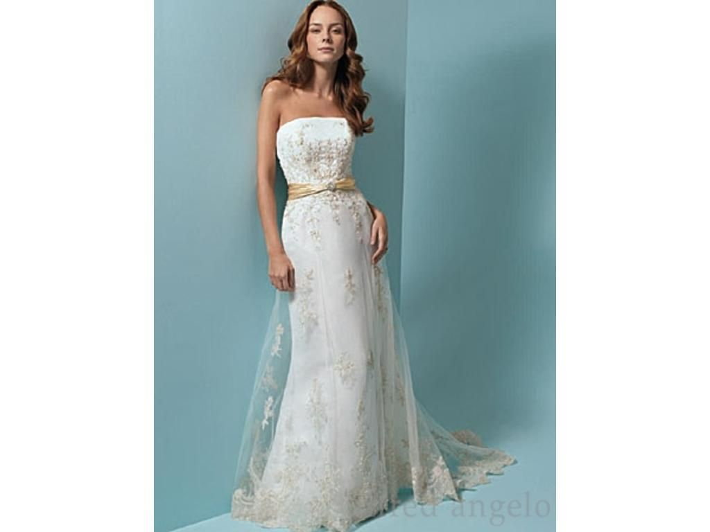 Alfred Angelo 1614: buy this dress for a fraction of the salon price ...