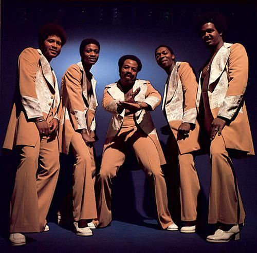 The Stylistics Quite Subdued Suits In Comparison To Some Of Their