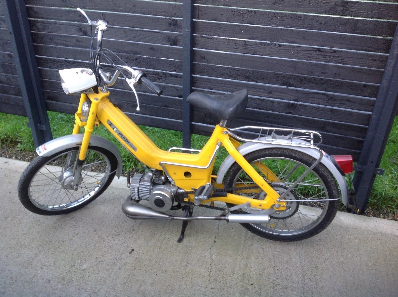 eBay: PUCH MAXI, PUCH MAXI 2 SPEED, COLLECTORS, BARN FIND