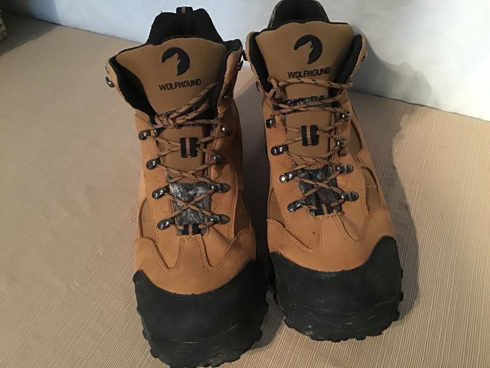 Mens Wolfhound Hiking Boots - Size 13
