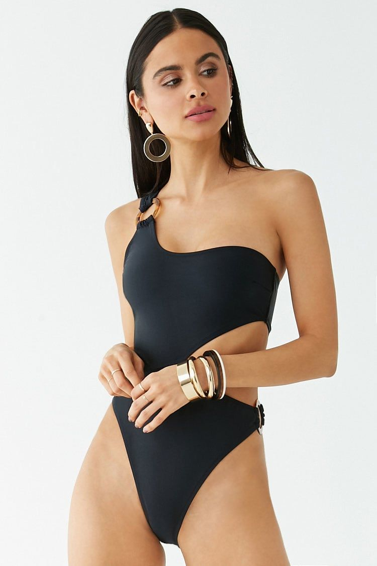 8d4ca56b94 South Beach London One-Piece Cutout Swimsuit in 2019 | Absolutely ...