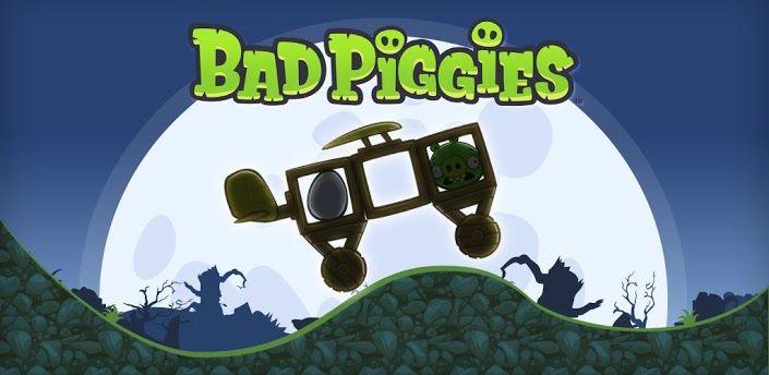 Rovio 'Bad Piggies' Android App Review