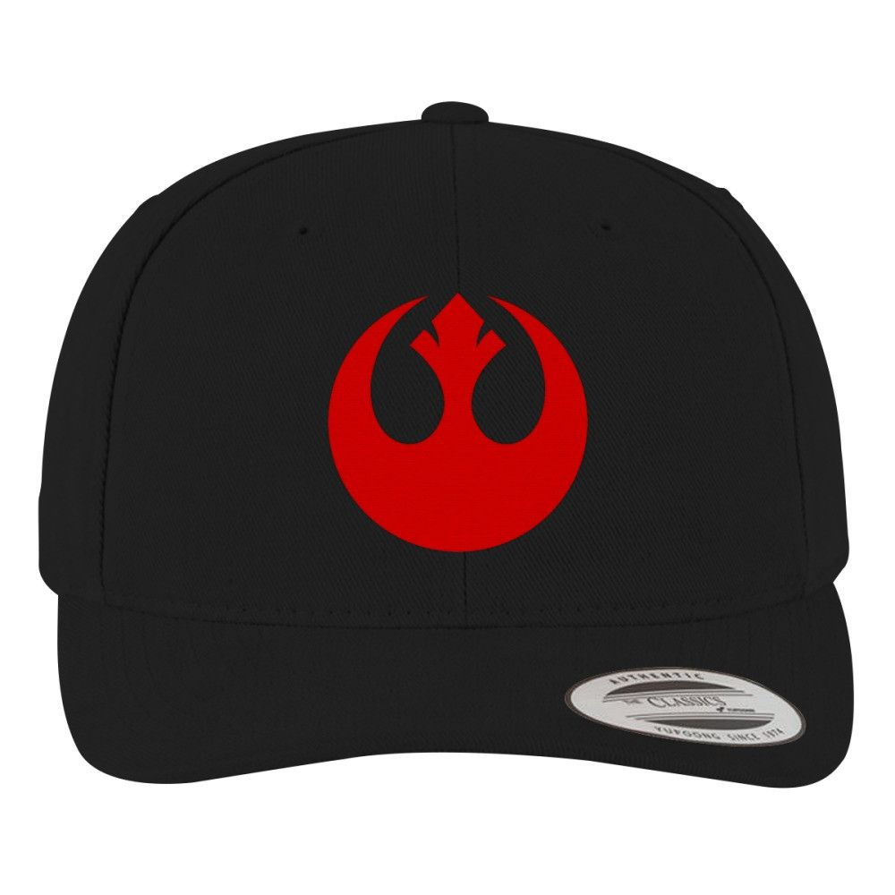 Rebel Alliance Logo Brushed Embroidered Cotton Twill Hat