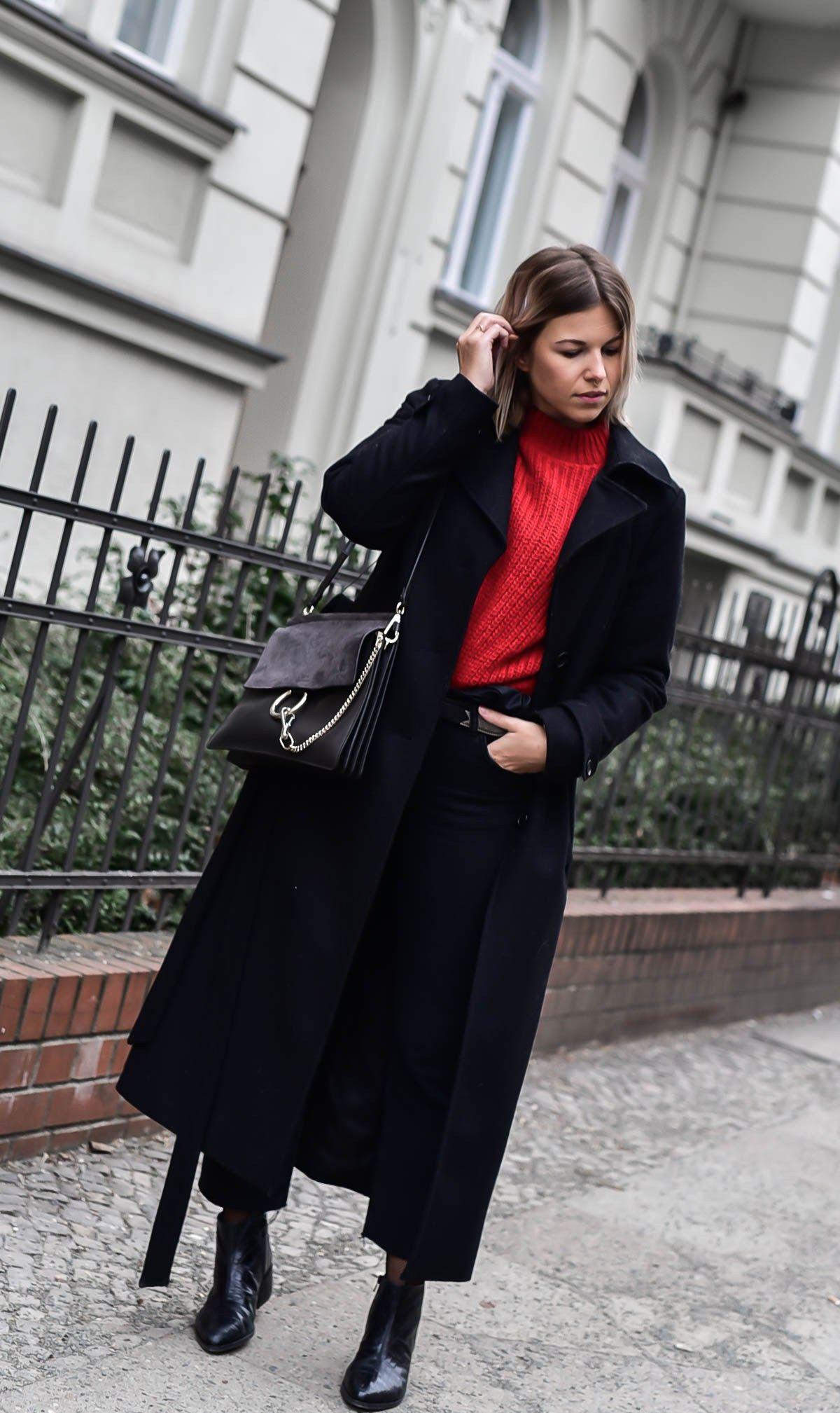 ärmel Modeblog strick pullover ballon fashionzauber outfit H2WIDE9Y