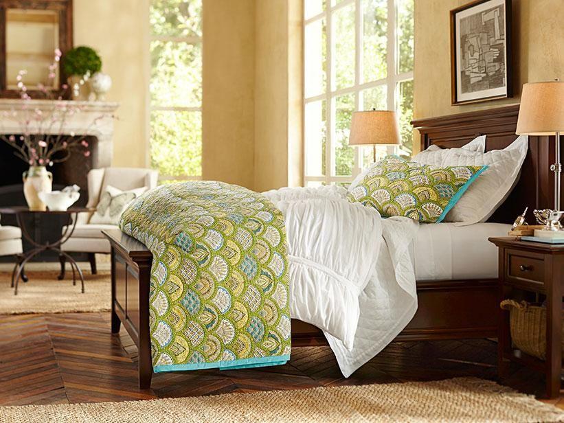 Bedroom Design Inspiration & Bedroom Décor Inspiration | Pottery ...