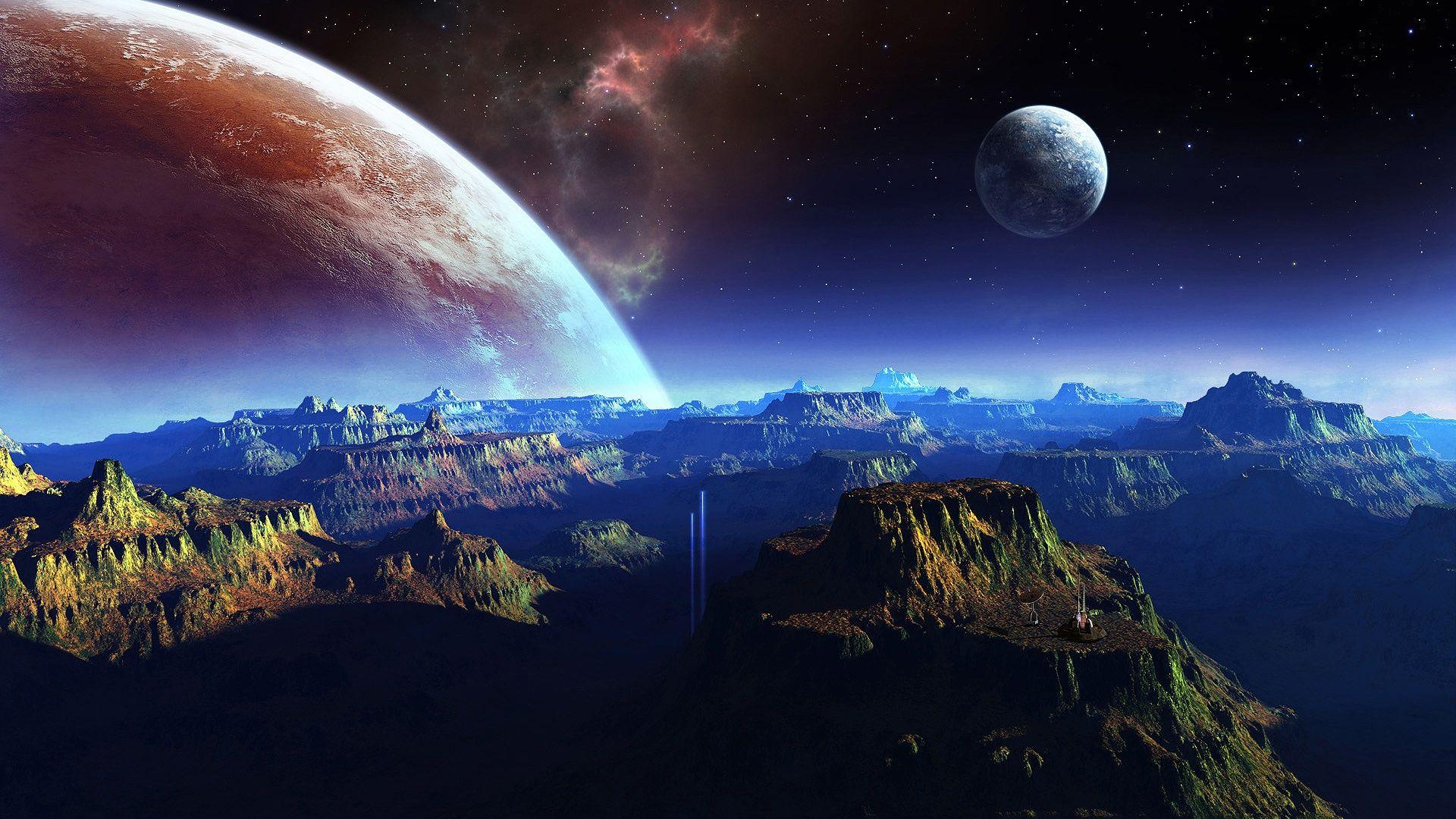 space fantasy hd desktop wallpapers 9 | space fantasy hd desktop