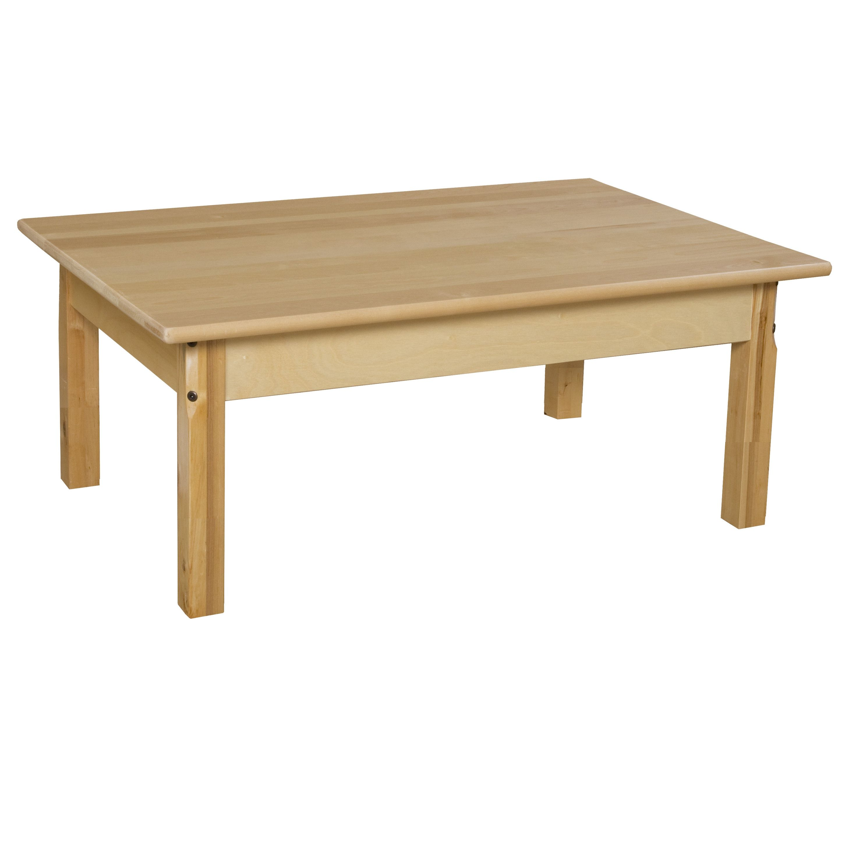 Wood Designs 36 x 24 Rectangular Activity Table gets free shipping to your business from Wayfair Supply - Great deals on all office products with an amazing selection to choose from.