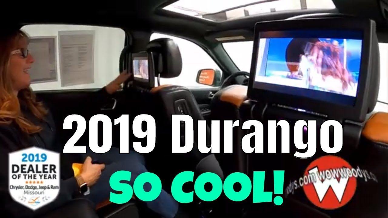 2019 Dodge Durango R/T Video Walkthrough WowWoodys in