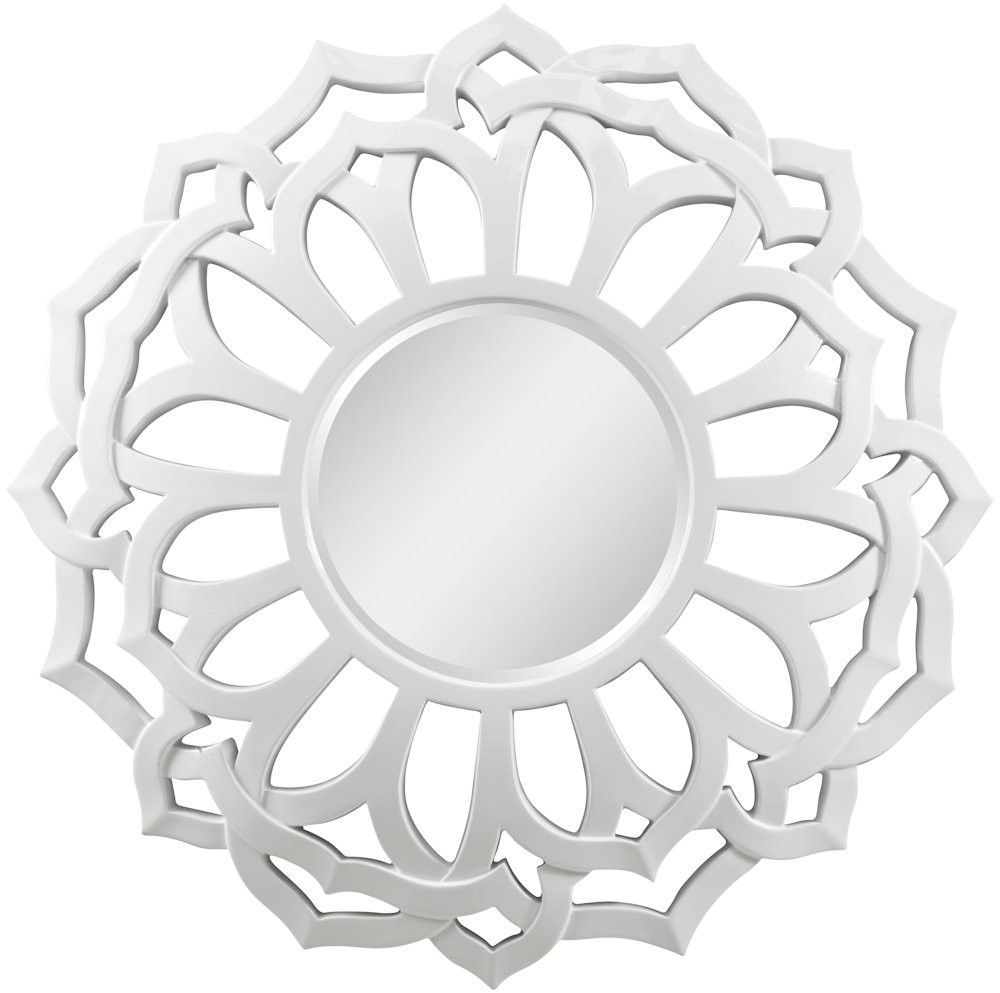 Martin oversized round wall mirror inches large round wall