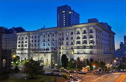 San Francisco City Guides: Fairmont Hotel (RESERVATIONS ONLY) Tour