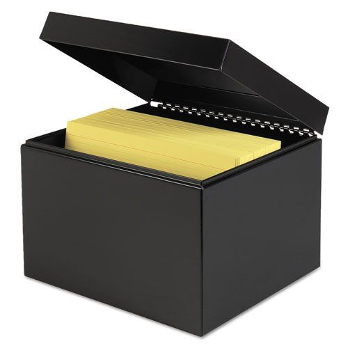 Steelmaster steel card file box fits 6 x 9 index cards 900 card steelmaster steel card file box fits 6 x 9 index cards 900 card capacity 95 x reheart Images
