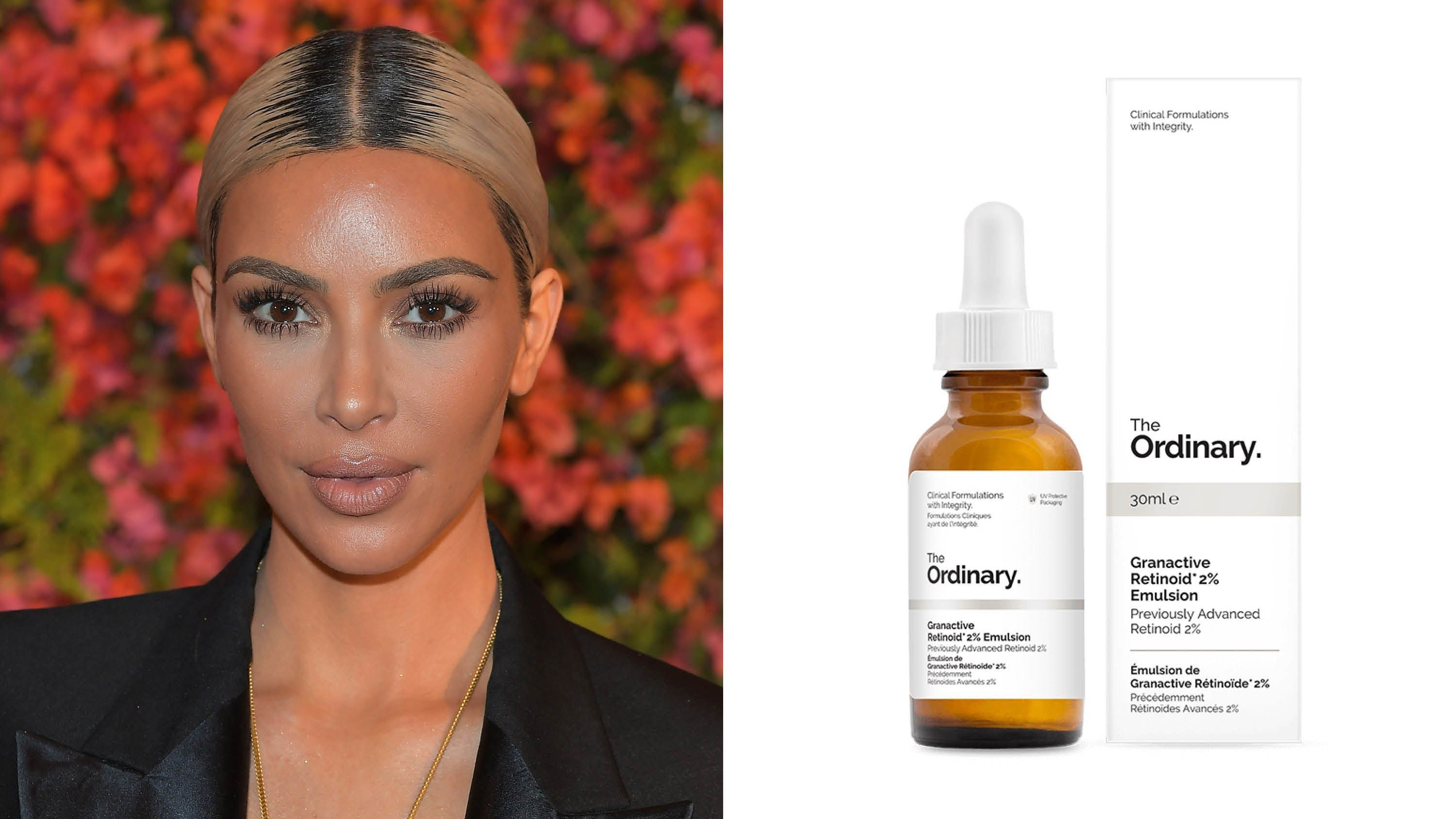 Kim Kardashian West shared some of her favorite skin-care products