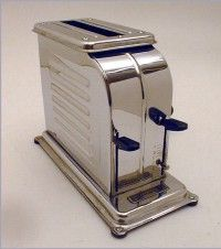 Toastmaster model 1A1 the first automatic pop up toaster