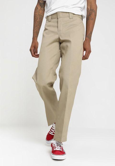 heiß-verkauf echt Einzelhandelspreise großer Abverkauf 873 STRAIGHT WORK PANT - Stoffhose - khaki @ Zalando.at ...
