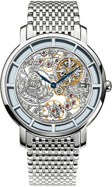 12693ac90bc Patek Philippe Complicated Watches Skeleton 5180 1G-001
