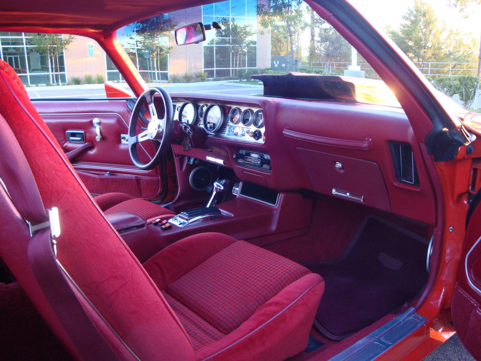 1980 Trans Am Picture Of 1980 Pontiac Trans Am Interior Pontiac Pinterest Cars