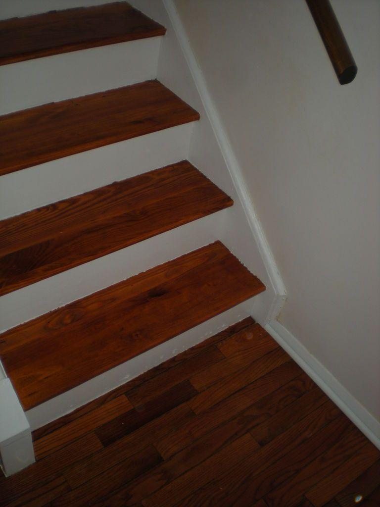 Best Refinishing An Hardwood Staircase Hardwood Staircase 400 x 300