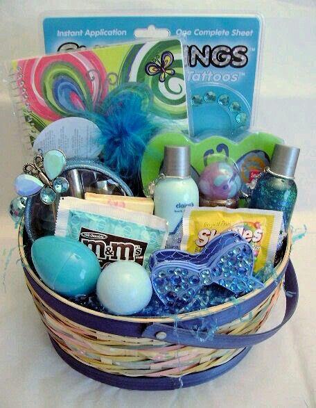 Love this easter basket my wishlist pinterest easter baskets love this easter basket negle Gallery