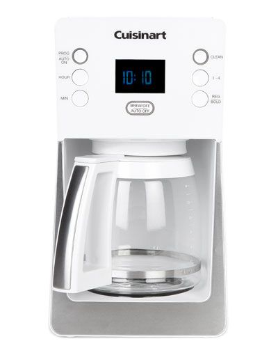 Cuisinart Perfect Temp 14 Cup Coffeemaker I Enjoy Its Clean Appearance Form Could Be Improved Coffee Maker Cuisinart Cleaning