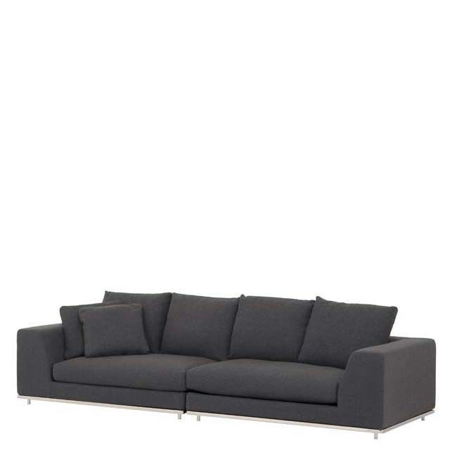 Eichholtz Marlon Brando Sofa | Off White Or Grey Fabric