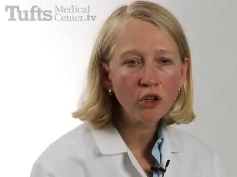 Dr  Deborah Blazey-Martin of Tufts Medical Center explains