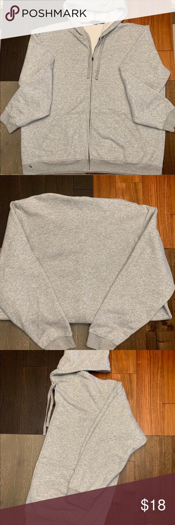 Lands End Sweatshirt Mens Size Xxl Hoodie With Zip Lands End Hoodie Sweatshirt With Zip Front And Hand Slip In Sweatshirt Shirt Mens Sweatshirts Clothes Design [ 1740 x 580 Pixel ]