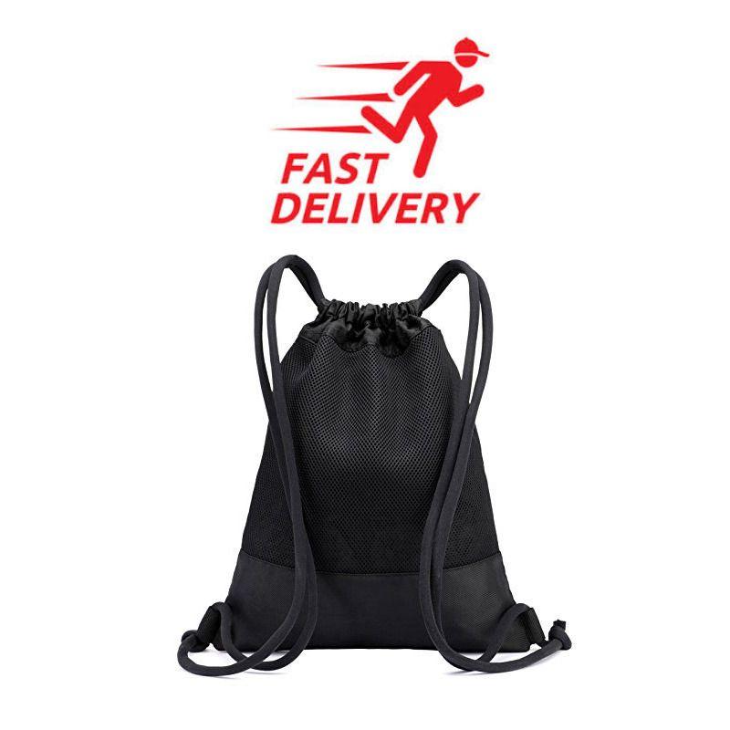 1ceecefd98b1 Hovinso Drawstring Bag Waterproof Sport Foldable Sack Drawstring Backpack   fashion  clothing  shoes