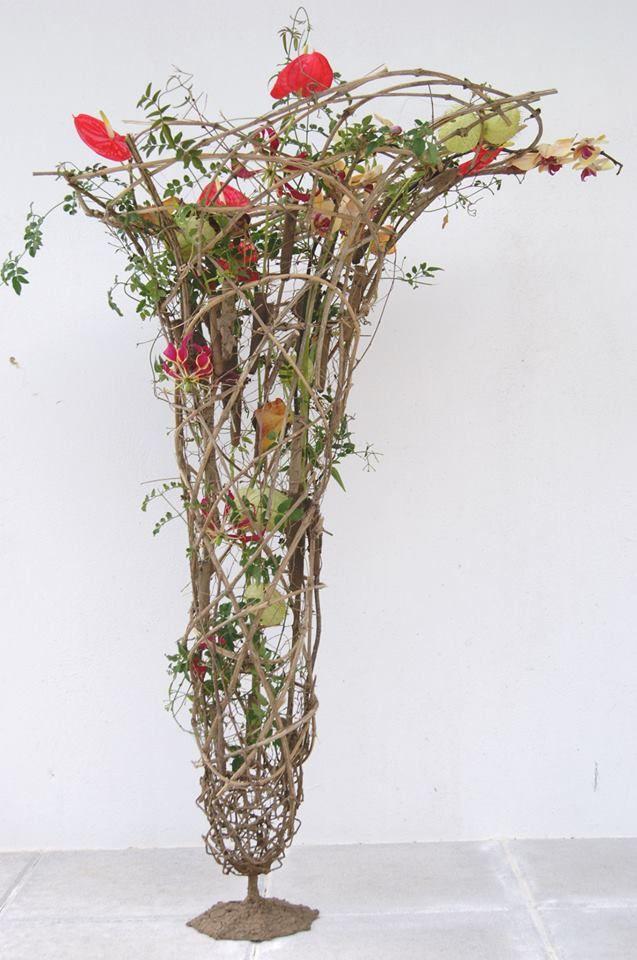 Fabrizio Panone Floral Designer | wire | Pinterest | Floral ...