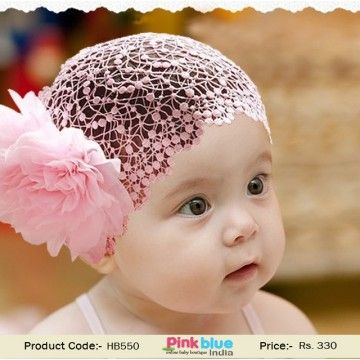 Infant DIY Head Flower Newborn Hair Band Fashion Baby Photography Headdress