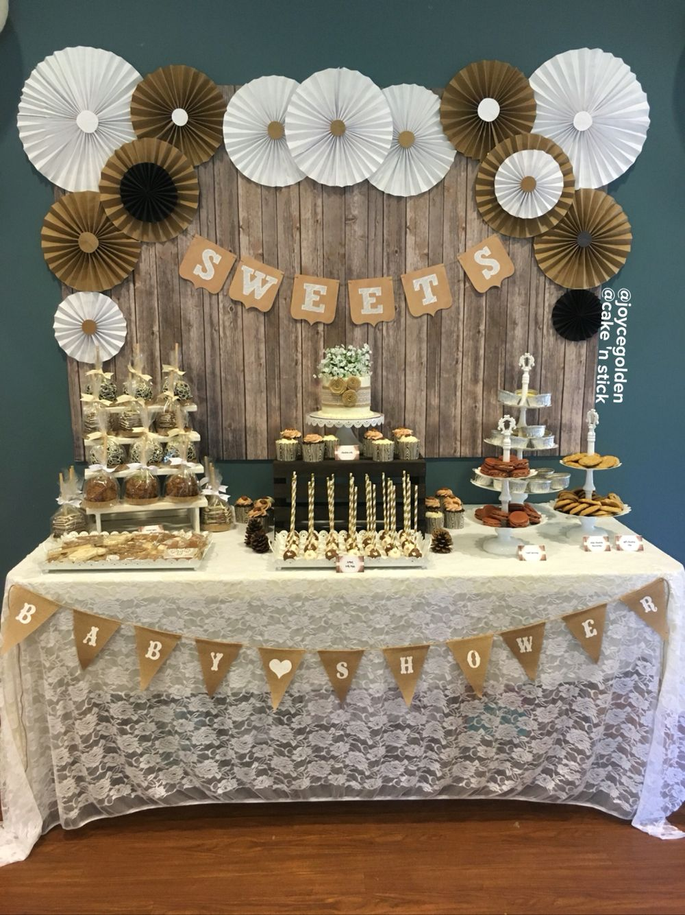 Find Inspiration To Create A Memorable Baby Shower With The