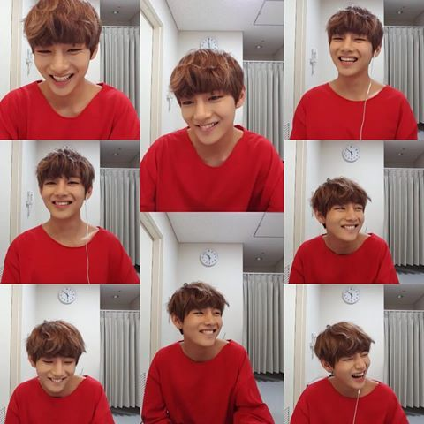 V App Broadcast (my screencaps) • No Filter #bts #bangtan