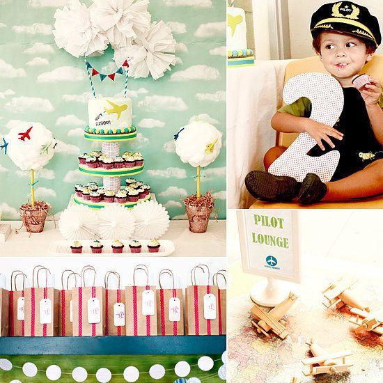 47 Fun Themes For Your Boy's Next Birthday Bash!