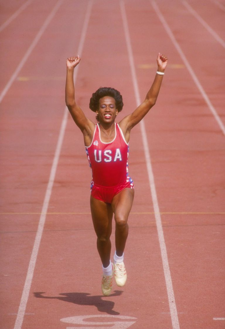 Jackie Joyner-Kersee 6 Olympic medals in athletics Jackie Joyner-Kersee 6 Olympic medals in athletics new foto