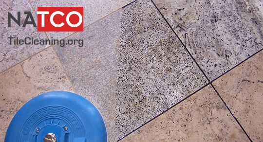 Steam Cleaning Travertine Tile Cleaning Tile And Grout