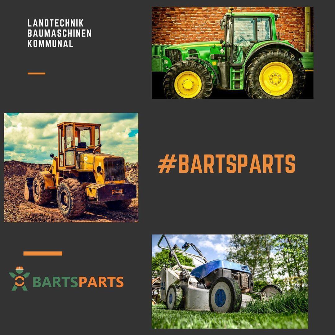 Wir Sind Euer Experte Fur Ersatzteile In Den Bereichen Landtechnik Baumaschinen Kommunal Und Gartenbau Bartsparts Beapartofbart E Gartenbau Bau Garten