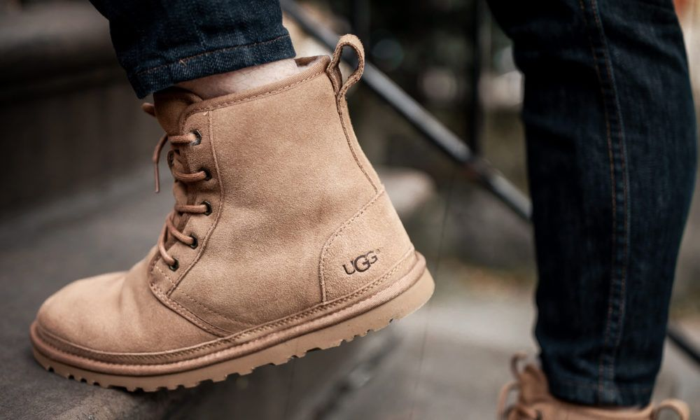 How to Style a Pair of Men's UGG Boots for Fall | how to