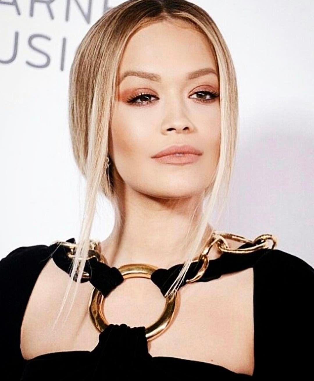 Rita Ora S Close Up Celebs Without Makeup Celebrity Style Inspiration Rita Ora