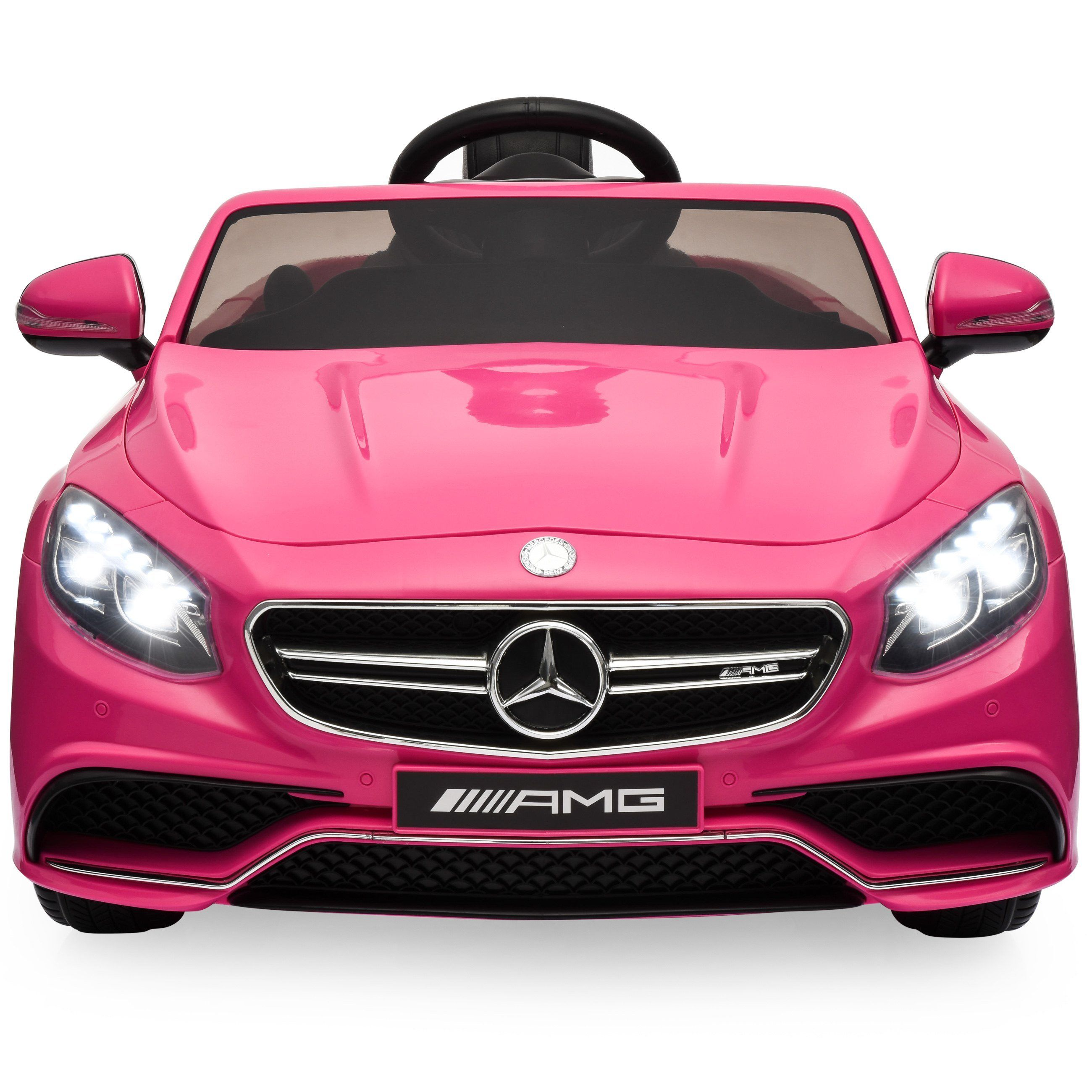 Toys car kids  Best Choice Products V Ride On Mercedes S Coupe Car w Parent
