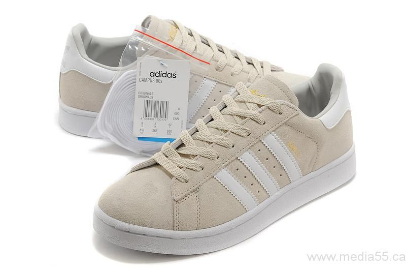 Women Adidas Superstar 80s Vintage Deluxe Suede Shoes Beige