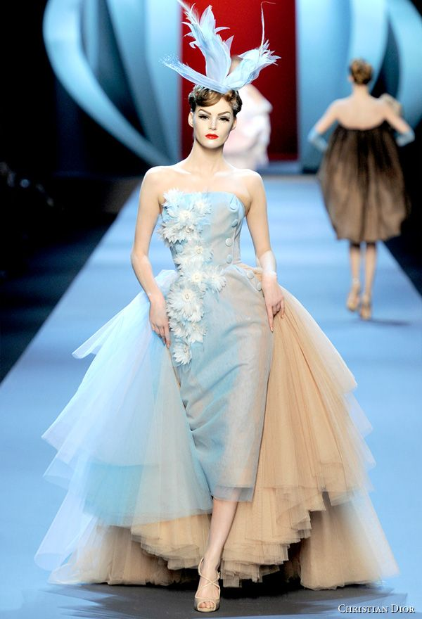 christian dior spring/summer 2011 couture | vestiditos, alta costura