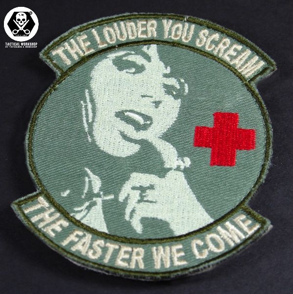 Patch Army Combat Medic From Toy Soldier Medics Pinterest