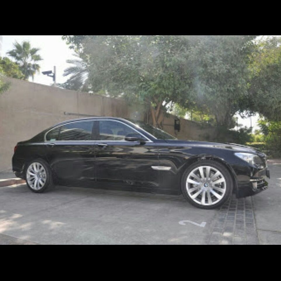 All New BMW 740Li Starting At $149 Per Day In Houston