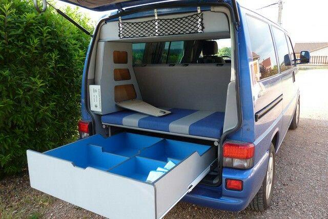 am nagement coffre multivan t4 am nagements van pinte. Black Bedroom Furniture Sets. Home Design Ideas
