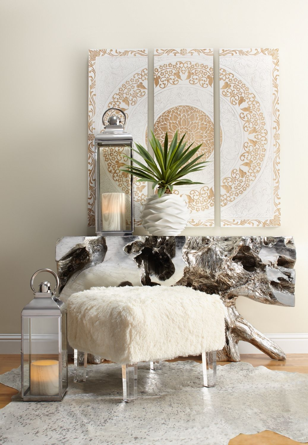 Stylish Home Decor \u0026 Chic Furniture At Affordable Prices & Welcome guests in style with a Naturally Luxe look. | Zgallerie ...