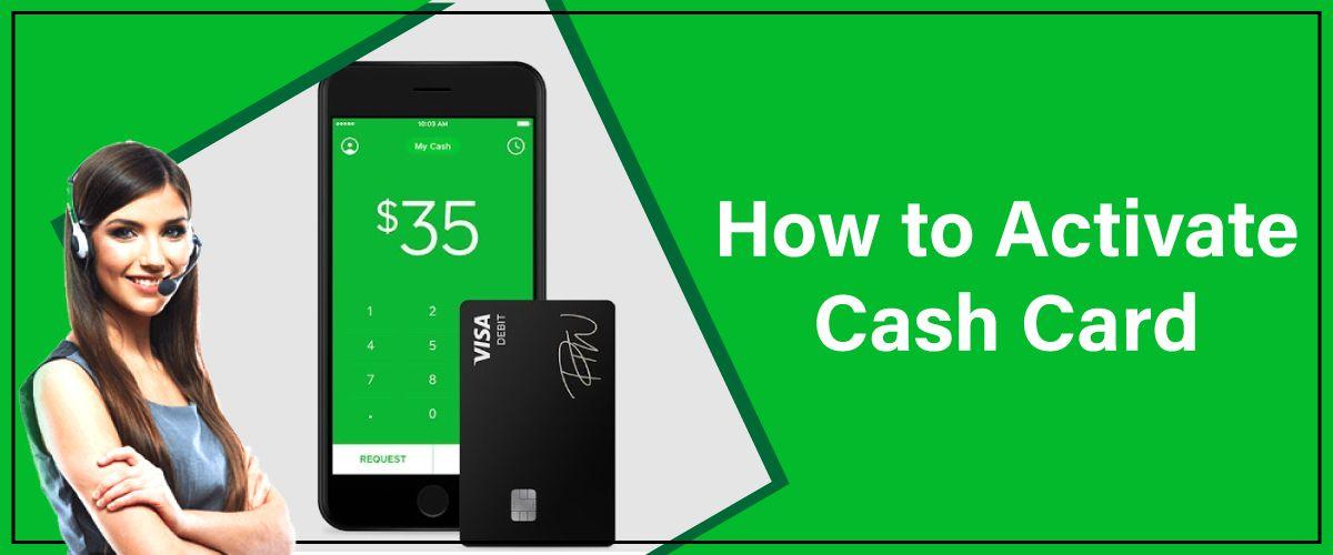 How To Activate Cash App Card Activate Cash App Card Fix Cash Card Visa Debit Card App Login