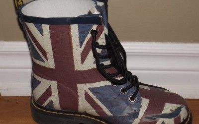 """Review of Doc Martens """"Drench"""" Boots"""