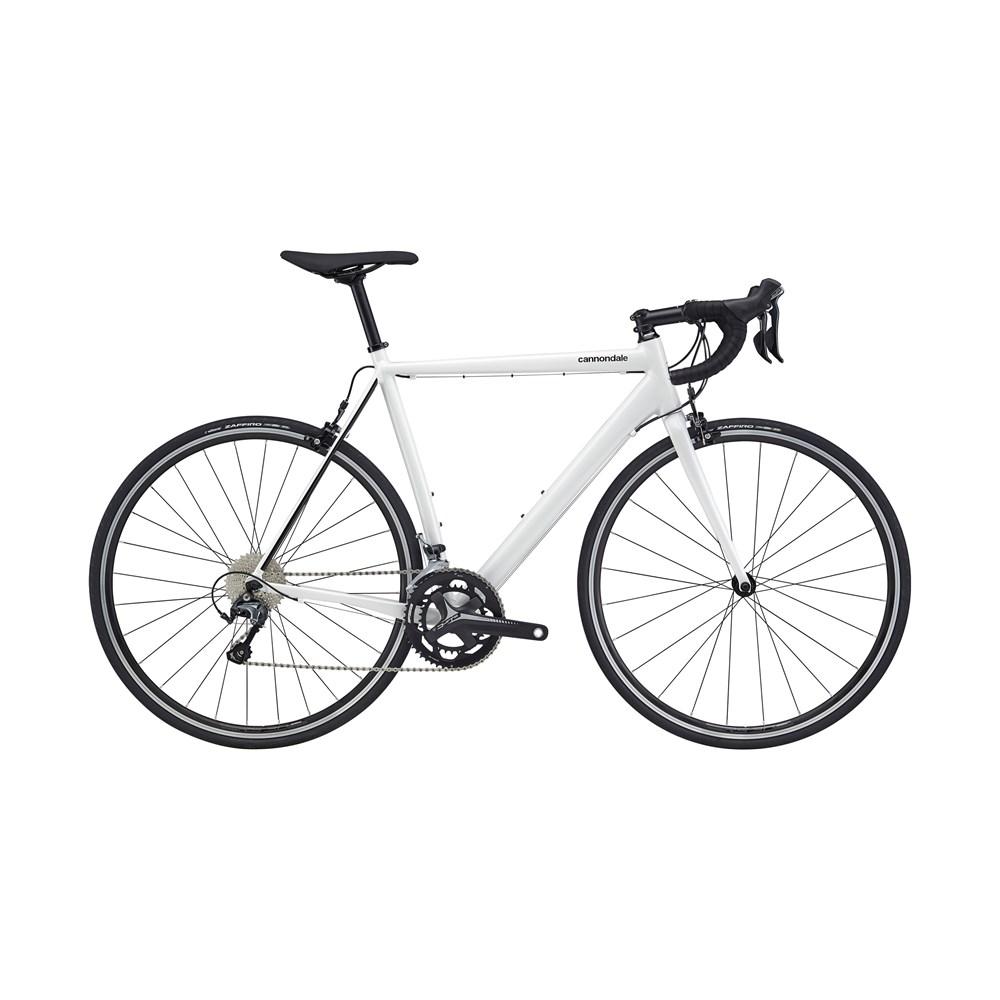 2020 Cannondale Caad Optimo Tiagra Road Bike In White Road Bike