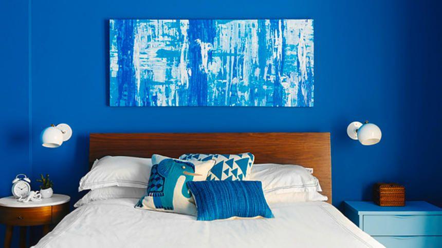 buzziest paint colors of 2017  bright blue bedrooms blue